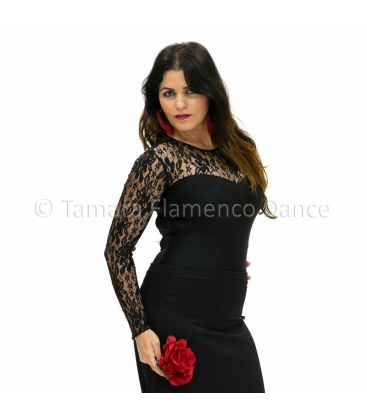maillots bodys flamenco tops for woman - - Body 1851 Volantes