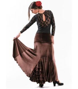 Almeria - Velvet (skirt-dress)
