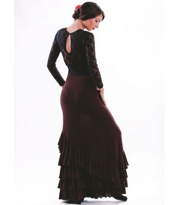flamenco skirts for woman - - Falda Pasaje - Viscosa