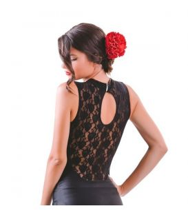 Body Catia - Lycra and lace