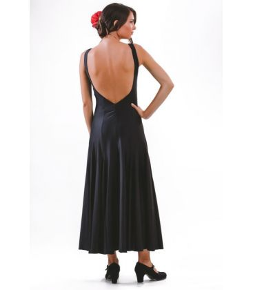 flamenco dance dresses for woman - - Handpainted Cadiz dress - Lycra