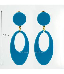Earrings 05 - Acetate