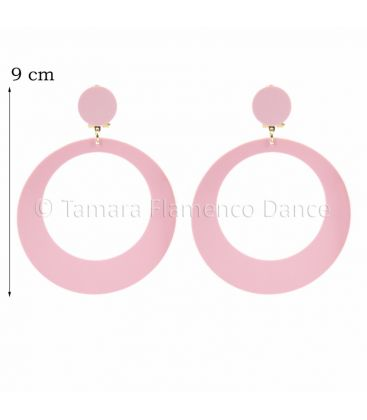 flamenco earrings - - Earrings 20 Acetate
