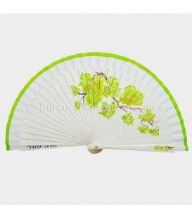 Fan (23 cm) - Vine design (Customizable)