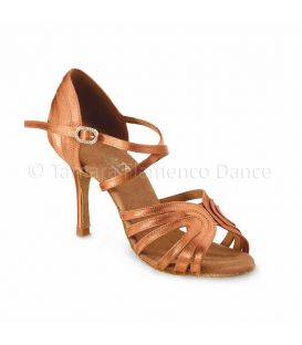 ballroom and latin shoes for woman - Rummos - Elite Barbara amber
