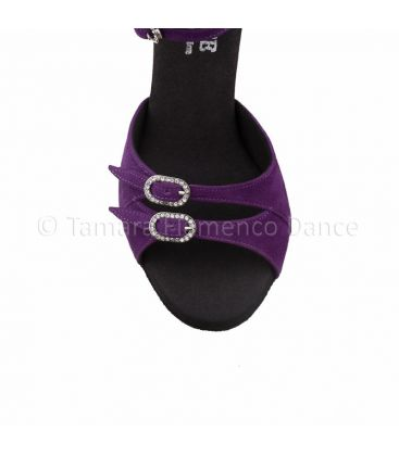 ballroom and latin shoes for woman - Rummos - Elite Elena purple