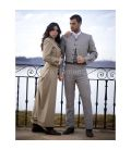 Galan costume with pants (unisex)