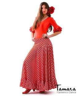 Sevillana with Polka dots