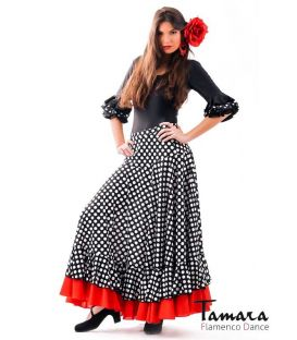 flamenco skirts for woman - - Alborea polka dots