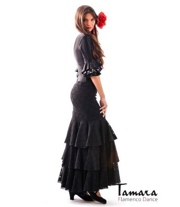 flamenco skirts for woman - - Lola lace