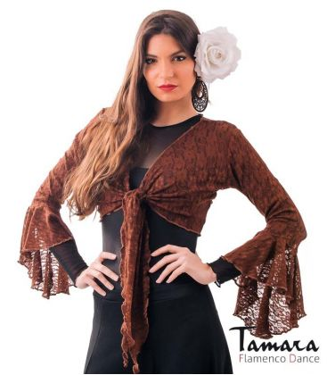 maillots bodys flamenco tops for woman - - Chupita linares - Lace