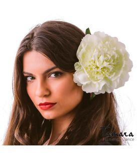 flowers flamenco -  - Flower Peonia woman M ( 10 colors available )