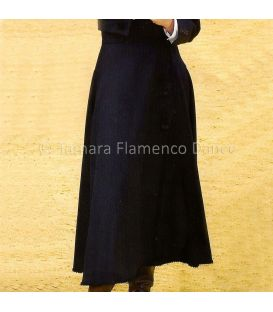traje corto andalusian costume for woman - -