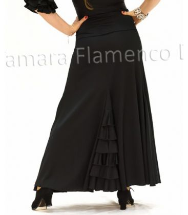 flamenco skirts for girl - - Almeria girl - Knitted (skirt-dress)