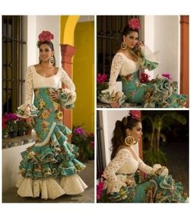 robes de flamenco 2014 - Aires de Feria -