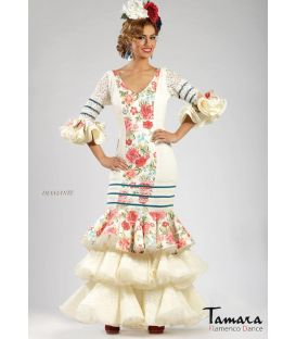 trajes de flamenca 2017 - Roal - Diamante super