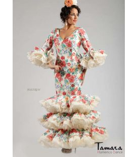 Flamenco dress Buleria Superior