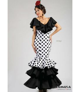 Flamenco dress Yedra