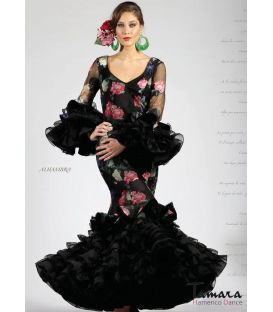 woman flamenco dresses 2019 - Roal - Alhambra Superior