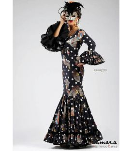 flamenca dresses 2018 for woman - Roal - Flamenca dress 2017 Roal
