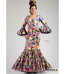 Flamenco dress Farruca