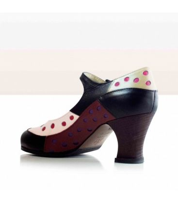 flamenco shoes professional for woman - Begoña Cervera - Patch