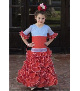 Flamenco dress Geranio Girl