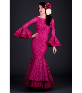 Flamenco dress Deseo Lace 2