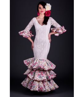 Flamenco dress Enigma Superior Ivory