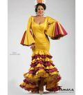 Flamenco dress Vera Combined