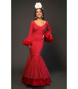 Flamenco dress Deseo Polka dots