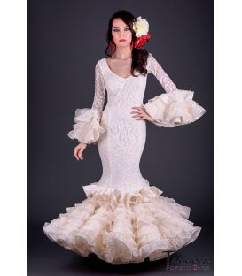 Flamenco dress Alhambra Superior Lace