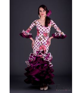 flamenco dresses 2017 - Roal - Romance Superior