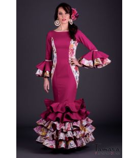 Flamenco dress Simpatia Printted 2