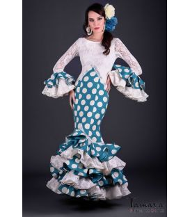 flamenco dresses 2017 - Aires de Feria - Veronica see water