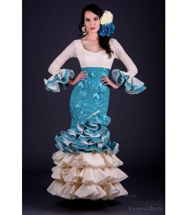 robes de flamenco 2018 femme - - Traje de flamenca Arroyo