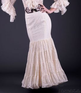 blouses and flamenco skirts - Roal - Romero skirt Lace