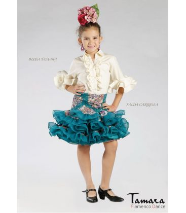 flamenco dresses - Roal - Tamara blouse girl