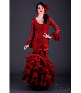 flamenca dresses 2018 for woman - - Giralda Lace