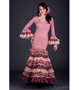 Flamenco dress Jaleo Make-up