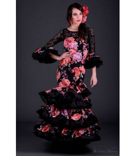 flamenco dresses 2017 - Roal - Flamenca dress 2017 Roal