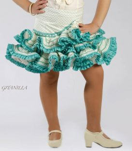 Gitanilla girl skirt