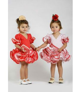 flamenco dresses 2017 - Roal - Flamenco dress Delirio girl