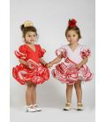 Flamenco dress Delirio girl