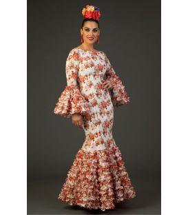 Flamenco dress Salinas Flowers