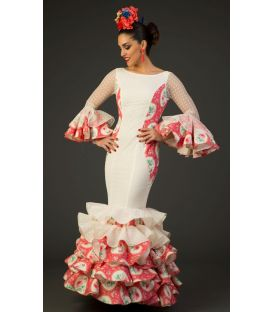 Flamenco dress Simpatia Beig