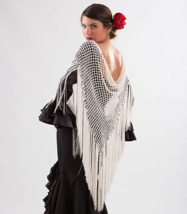 spanish shawls - - Cuquillo Shawl for woman