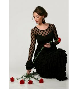 flamenco dance dresses for woman - - Romeral Dress - Encaje