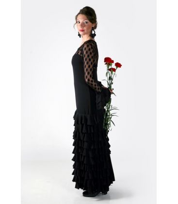 robe de flamenco pour femme - Vestido flamenco TAMARA Flamenco - Vestido E-10986 - SO DANÇA