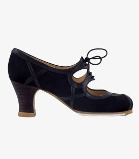 flamenco shoes professional for woman - Begoña Cervera - Barroco Cordones